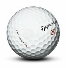 24 TaylorMade Project (a) Mint Used Golf Balls AAAAA - INCREDIBLE Balls
