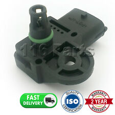 FOR FIAT PUNTO 188 1.2 PETROL 1999-07 MAP MANIFOLD ABSOLUTE AIR PRESSURE SENSOR