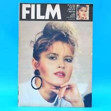 Film 1998   18.10.1987   VR Polen Filmspiegel   Mickey Rourke Raquel Welch