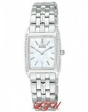 WOMEN'S CITIZEN ECO-DRIVE SILHOUETTE WATCH EG3110-56D