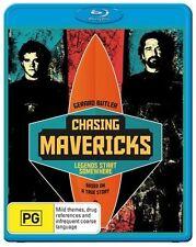 Chasing Mavericks (Blu-ray, 2013) Curtis Hanson BRAND NEW & SEALED!