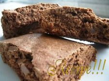 "☆Treats☆Doggie Bow-Wow Brownies ""RECIPE""☆From Scratch~Yummly☆4 Pampered Pets!☆"