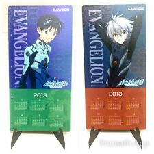Evangelion: 3.0 You Can (Not) Redo Anime SHINJI & KAWORU PVC PHOTO CALENDAR 2013