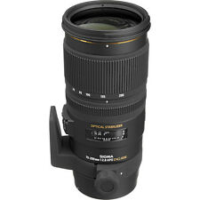 Sigma 70-200mm f/2.8 EX DG APO OS HSM for Nikon (589306) NEW! Buy W/ Confidence!