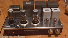 SANEI SA-602 RCA 2A3 SE tube amplifier with ALL Hirata TANGO, XE-20, IT NC-15