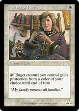 MOTHER OF RUNES Urza's Legacy MTG White Creature — Human Cleric Unc