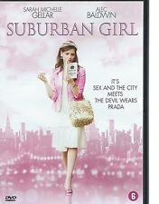 DVD - SUBURBAN GIRL - SARAH MICHELLE GELLAR  -ENGLISH / NEDERLANDS region 2