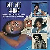 Dee Dee Sharp - Happy Bout the Whole Thing/What Color Is Love (2 CDS) NEW SEALED