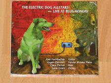 THE ELECTRIC DOG ALLSTARS - LIVE AT BLUE MONDAY  HILDEN 15. APRIL 2013 - NEU+OVP