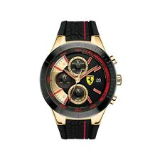 Orologio Scuderia FERRARI Cronografo RED REV EVO Collection Silicone - FER083029