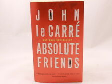 Absolute Friends by John le Carré 2005 PB 1st - Espionage Spy Novel Thriller