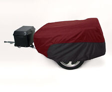 Trailer Cover - Cranberry -  Honda Goldwing Harley Escapade Bushtec 4-491AB