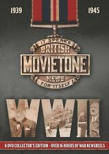 World War II - The British Movietone Newsreel Years 2015 DVD
