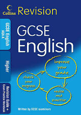 Collins Revision - GCSE English Higher: Revision Guide + Exam Practice Workbook,