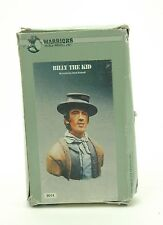 KIT FIGURINO RESINA BILLY THE KID  FAR WEST 1/9 WARRIOR SCALE MODELS+BOX 9014-1N
