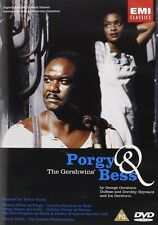 "SIMON RATTLE ""GERSHWIN: PORGY AND BESS"" DVD NEUWARE"