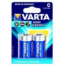 Varta High Energy C Cell Battery 2 Pack #2112