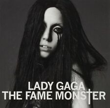Lady Gaga The Fame Monster Deluxe Edition Japan CD+DVD UICS-1206 Brand New
