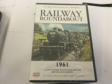 Railway Roundabout 1961 (DVD) (New & Sealed)