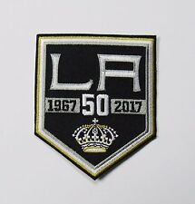 """LOT OF (1) HOCKEY L A KINGS 1967-2017 (50 YEAR) PATCH (4"""" X 3 1/4"""") # 83"""