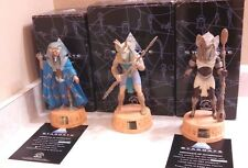 Stargate Collector Figurine Ra Anubis Horus 3 Statue Lot With Boxes By Applause