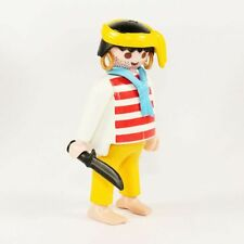 Playmobil Piraten Schiff ship Schiffsbrüchiger Floß 3862 Figur Pirat rar -st-