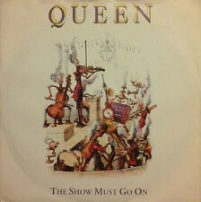 "QUEEN - THE SHOW MUST GO ON / KEEP YOURSELF ALIVE 7"" VINYL UK SINGLE 1990s NM/NM"