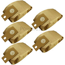 5 x U-2E, U20E, U20AB Vacuum Bags for Panasonic MC-E43N MCE44 MC-E44 Hoover NEW