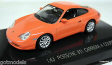 711 COLLECTION 1/43 - 671010 PORSCHE 911 (996) CARRERA 4 COUPE 2001 DIECAST CAR