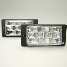 2 X Led Fog  Lights Car For Volvo C70 460 850 940 960 S40 S60 12v