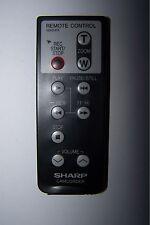 SHARP caméscope à distance G0054TA pour VLE32 VLE39 VLSE 10U VLE600U VLE620T VLE660