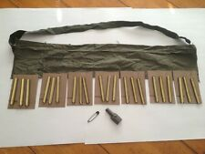 Vietnam Era 7 pocket .223 Bandolier Kit - Complete