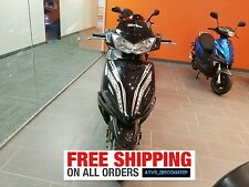New 150cc Quantum Scooter Moped 55MPH 80MPG Powermax 150cc Free trunk Free S/H