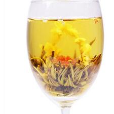 Handmade Jasmine Blooming Flower Flowering Green Tea Ball Wedding Drinking GFtre