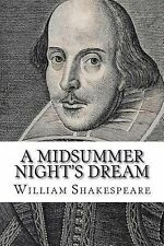 A Midsummer Night's Dream by William Shakespeare (2014, Paperback)