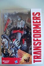 """NEW Transformers Movie 4 Age of Extinction AOE VOYAGER 7"""" SLOG DINOBOT MISB"""