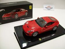 Ferrari f12 Berlinetta, rojo, 2012, Hot Wheels elite 1:43, embalaje original