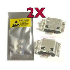 2 X Micro USB Charging Sync Port Charger For Samsung Galaxy Ace Plus S7500 USA