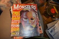 Famous Monsters of Filmland Magazine  No. 10 January 1961