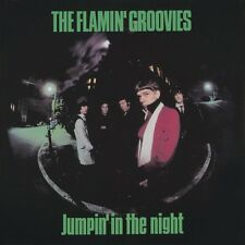 FLAMIN' GROOVIES JUMPIN' IN THE NIGHT 4 MEN WITH BEARDS RECORDS LP VINYLE NEUF