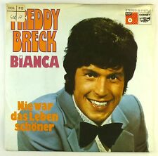 "7"" Single - Freddy Breck - Bianca - S1415 - washed & cleaned"
