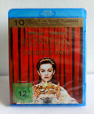 ** ANNE OF THE THOUSAND DAYS (1969 blu ray Burton Bujold Colicos Jarrott) **