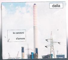 LUCIO DALLA LE CANZONI D'AMORE CD DIGIPACK SIGILLATO!!!