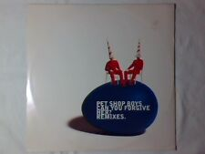 "PET SHOP BOYS Can you forgive her? Remixes 12"" ITALY NUOVO RARISSIMO THE SMITHS"