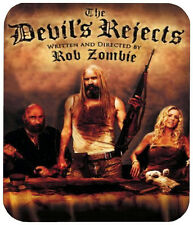 "THE DEVILS REJECTS MOUSE PAD 1/4"" NOVELTY MOUSEPAD"