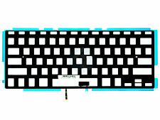 """NEW US keyboard Backlight for Macbook Pro Unibody 13"""" A1278 2009 2010 2011 2012"""