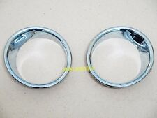 CHROME RING FOG LIGHT LAMP COVER TRIM FOR TOYOTA HILUX VIGO CHAMP MK7 2012-2014