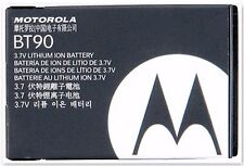 Motorola BT90 3.7v 1800mAh Li-Ion Batteries (Lot of 8)