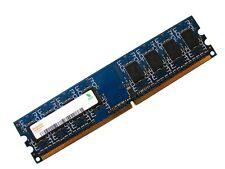 Hynix HMP125U6EFR8C-S6 PC2-6400U-666 2GB 2Rx8 DDR2 RAM Memory, 800MHz CL6