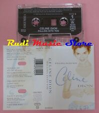 MC CELINE DION Falling into you 1996 holland COLUMBIA 483792 4 no**cd lp dvd vhs